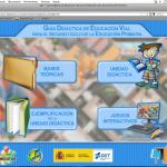 Guía didáctica de Educación Vial para el segundo ciclo de la Educación Primaria