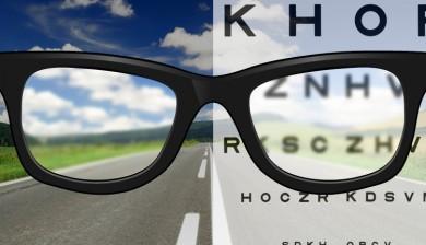 Mala vision en carretera