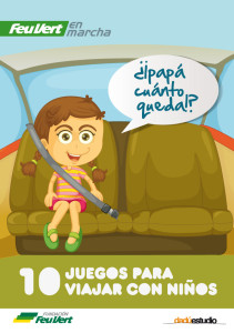 Juegos para niños para viajes