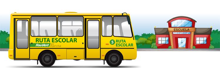 Feu Vert en Marcha » LA RUTA ESCOLAR: seguridad en los autobuses ...