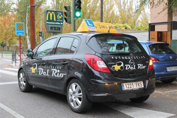 Foto autoescuela europa press