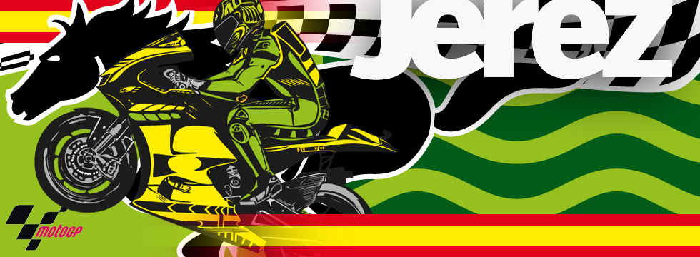 carrera motos gp jerez
