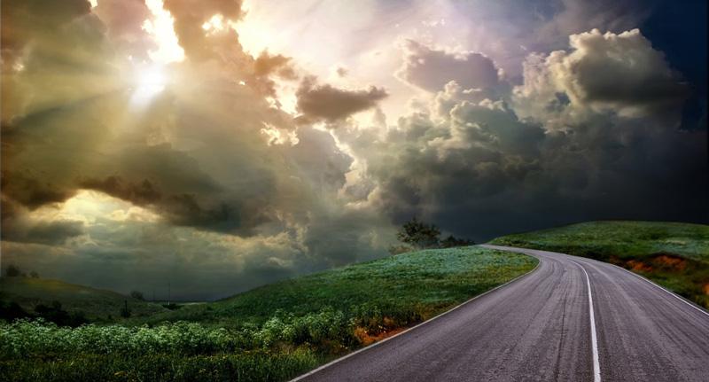 carretera-campo