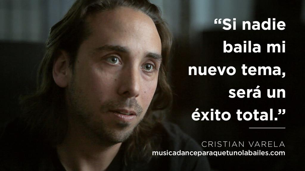 Cristian Varela - Música Dance para que tú no la bailes