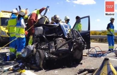 Accidentes laborales de tráfico