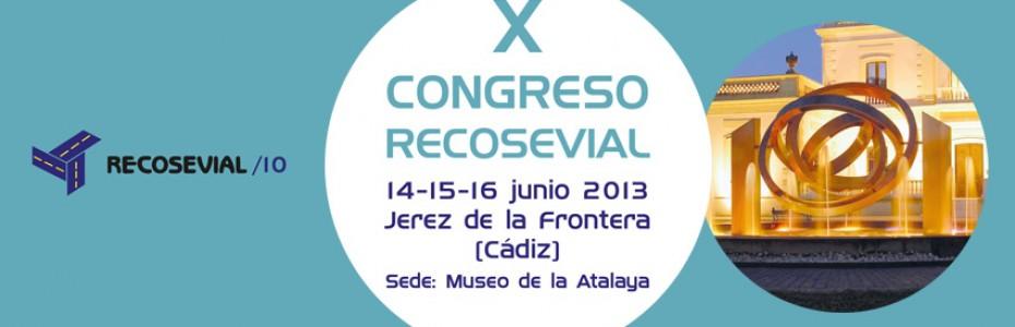 X Congreso Recosevial