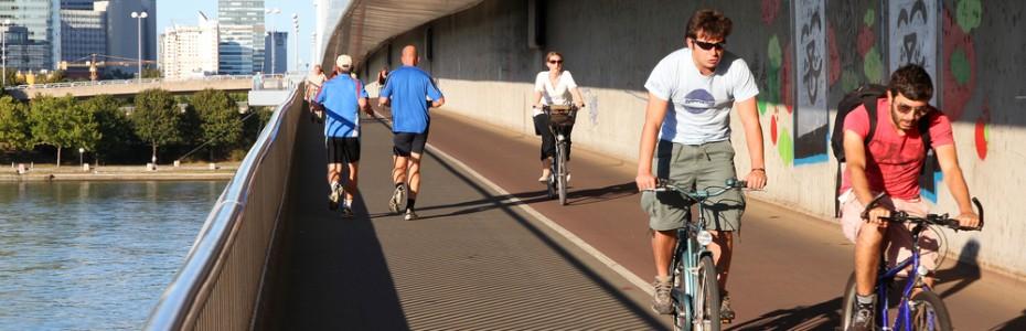 Peatones VS Ciclistas