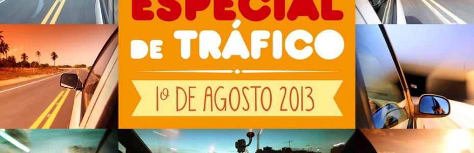 Operación Especial de Tráfico 1º de Agosto 2013