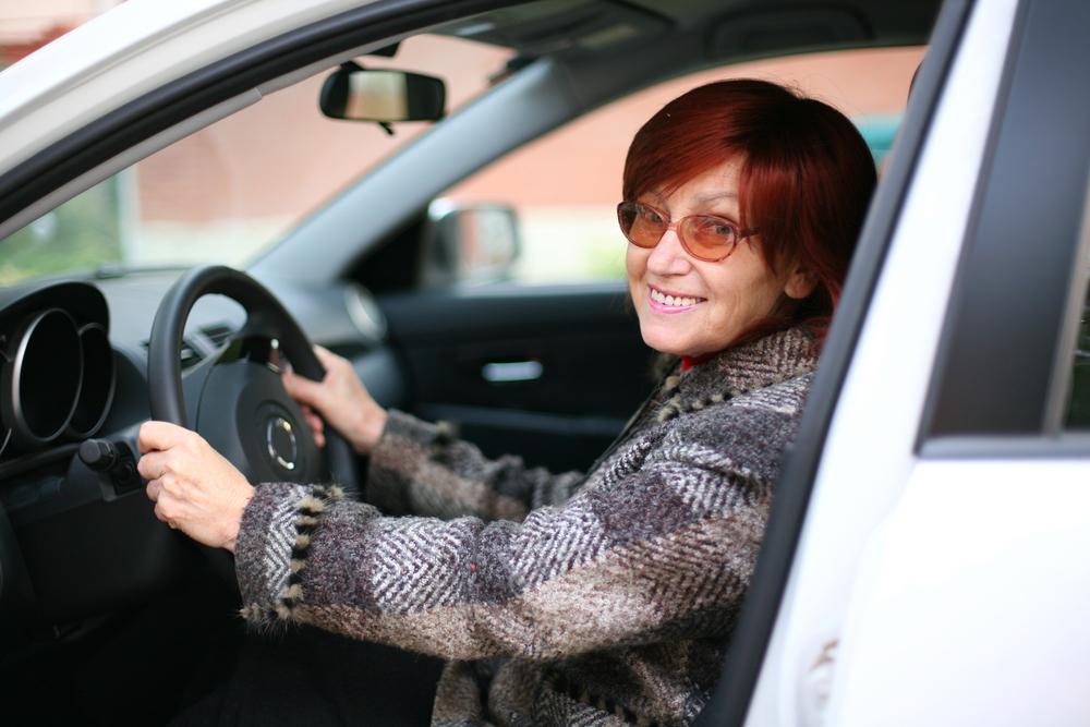 coche seguro, abuelo seguro