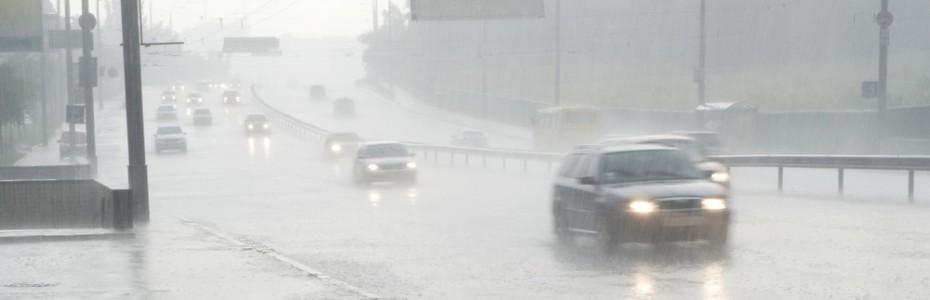 Consejos de seguridad en caso de fuertes tormentas