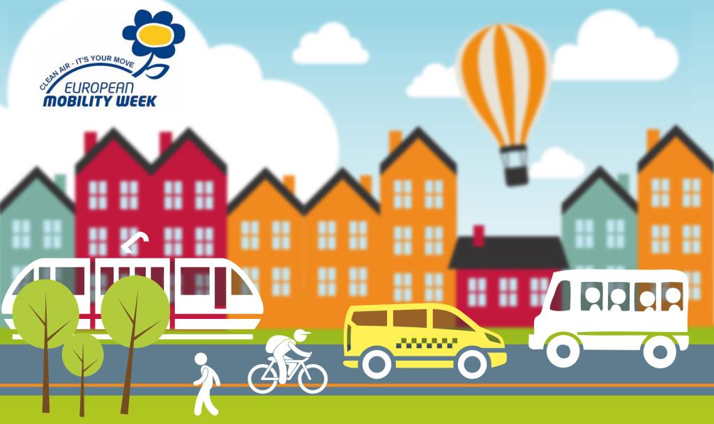 semana europea de la mobilidad 2013
