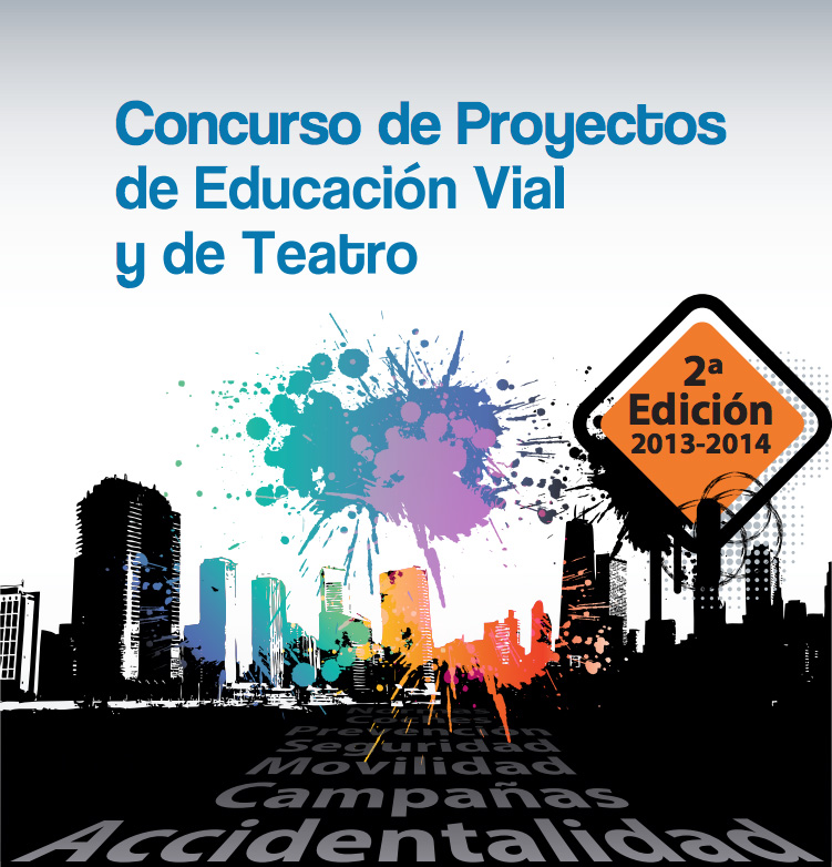 Concurso de proyectos de Educacion Vial y Teatro