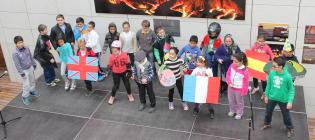 niños centro cultural mazarrón