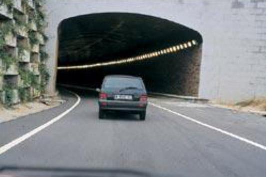 entrada tunel