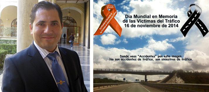 dia mundial memoria victimas accidente trafico-carris