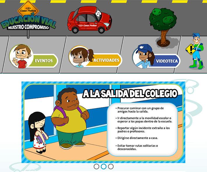 Casa-Pelles-Educacion-Vial