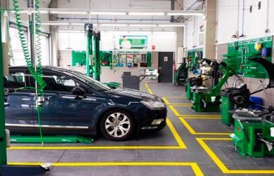 cambio neumáticos y aceite