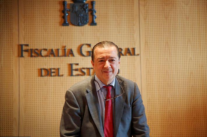 Bartolomé Vargas, Fiscal de Sala Coordinador de Seguridad Vial