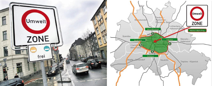 zona-restringida-en-Berlin-etiquetas-verde-y-amarilla-1