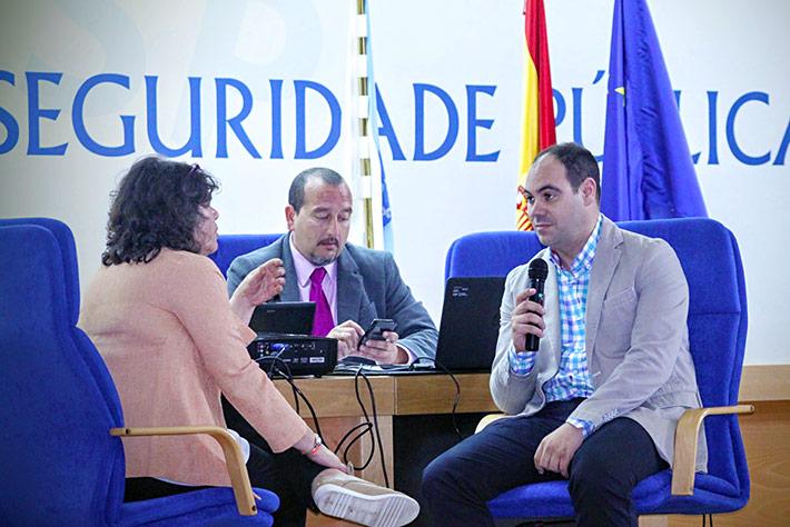 XI Jornadas Estatales de Educacion Vial Ricardo Aleman ROQUETA