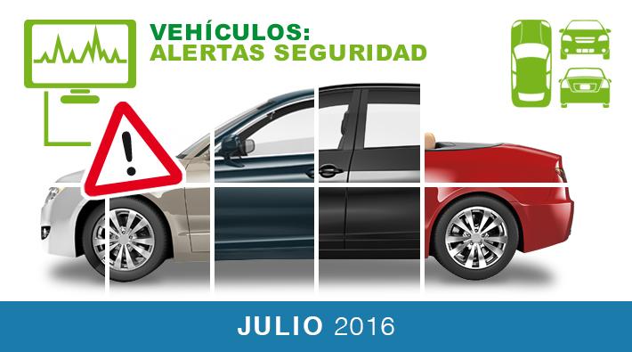 alerta de seguridad coches JULIO