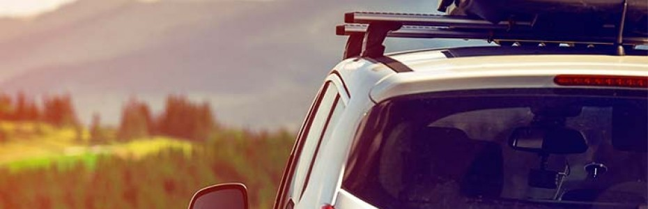 Feu vert en marcha barras portaequipajes - Cofre techo coche ...