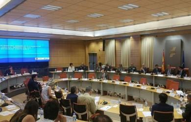 Pleno del Consejo Superior de Trafico