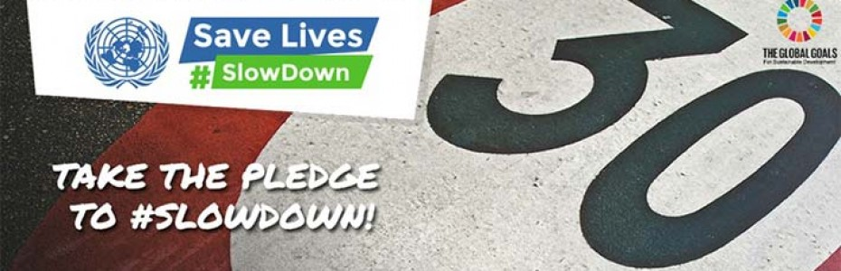 save lives slow down