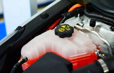 refrigerante anticongelante coche