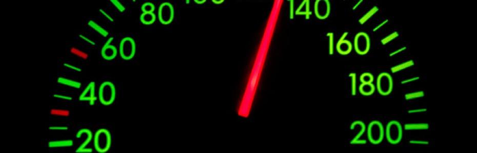 marcador velocidad
