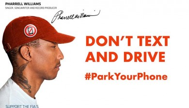 park your phone