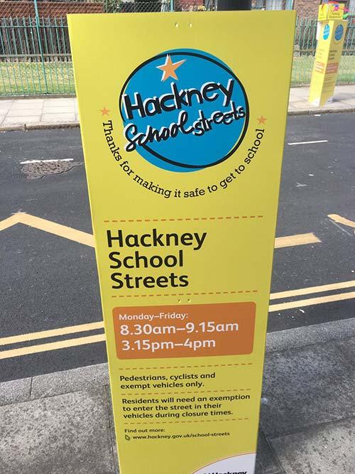 hackney-school-streets-seguridad-vial