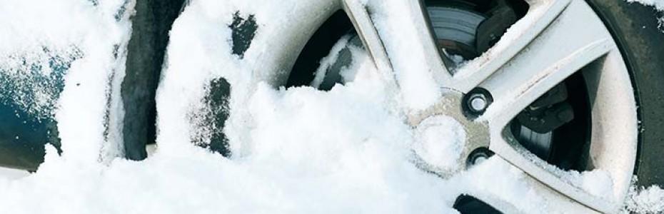 neumáticos invierno cadenas