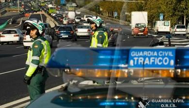 guardia civil seguridad vial