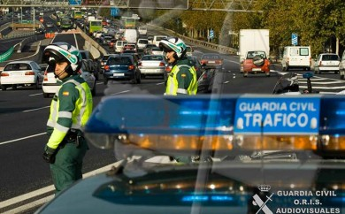 guardia civil seguridad vial