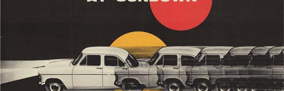 slow down at sundown