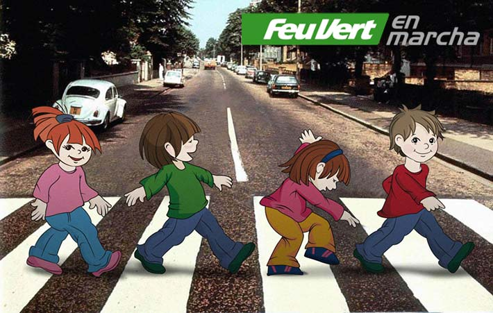abbey-road-paso peatones ninos