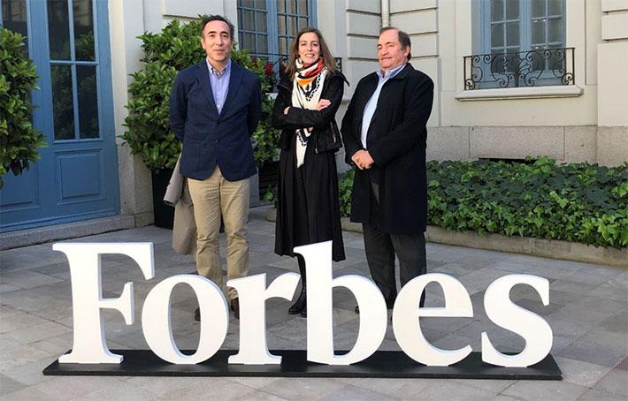 revista Forbes Feu Vert