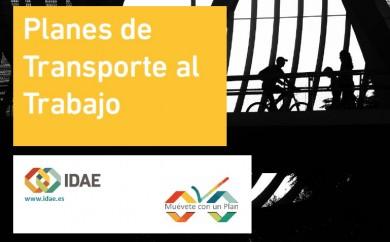 la plataforma de movilidad al trabajo de IDAE