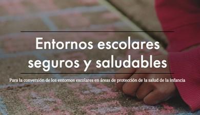 entornos escolares seguros y saludables