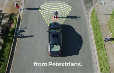petextrians ford
