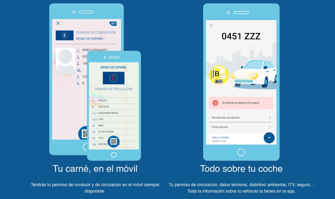 COVID-19: DGT invita a instalarse miDGT, una aplicación para personalizar la relación con el organismo de tráfico