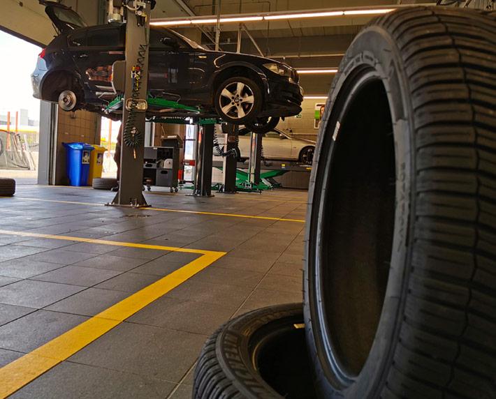 Ahora más que nunca, revisa tus neumáticos