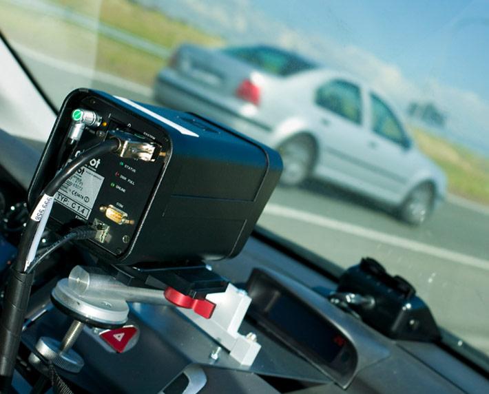 ADGT retoma el calendario de campañas de vigilancia con controles de velocidad