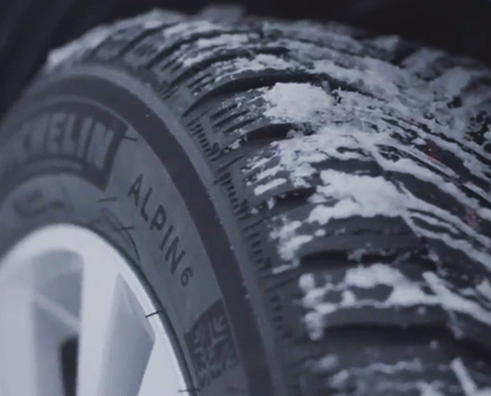 En el Norte de España, mejor neumáticos de invierno