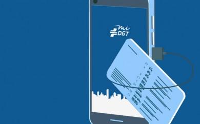 miDGT: Nuevas funciones de la app de Tráfico
