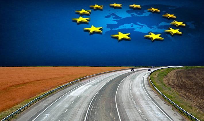 Las restricciones de movilidad sitúan a España entre los cuatro países con mejores tasas de siniestralidad vial de la Unión Europea