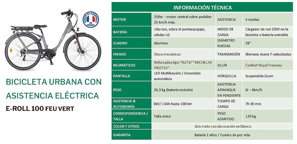 Feu Vert esprinta en movilidad sostenible con la venta y el servicio de mantenimiento gratuito de bicicletas eléctricas