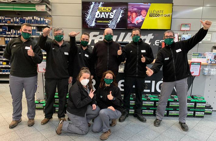 Feu Vert contratará 300 personas este verano para dar respuesta a todas sus nuevas líneas de servicio al cliente