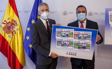 Nuevos cupones de la ONCE para concienciar en seguridad vial